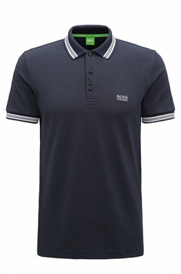 Hugo Boss Polo Mørkeblå (Paddy)